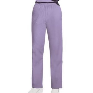 Pantaloni Dama Pull On in Orchid