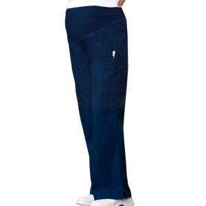 Pantaloni Dama Maternitate Navy