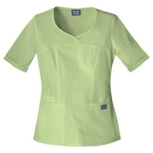 Halat medical Novelty Neck Sage Green