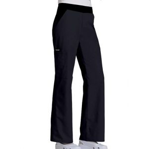 Pantaloni Cargo Pocket in Black