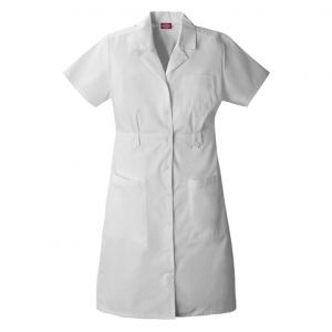 Rochie medicala Dickies White