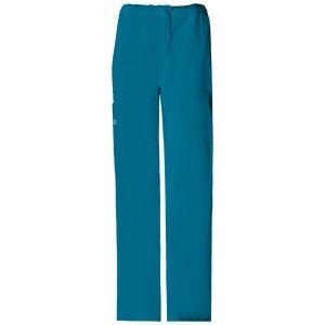 Pantaloni unisex Drawstring Caribbean Blue
