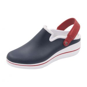 Saboti PEAK in Navy, Red, White