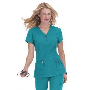 Halat Medical Stretch Koi Happiness Mackenzie Turquoise