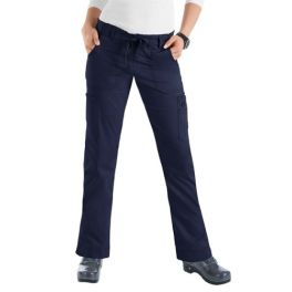 Pantaloni Medicali Stretch Lindsey Navy