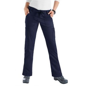 Pantaloni Medicali Stretch Koi Happiness Lindsey Navy