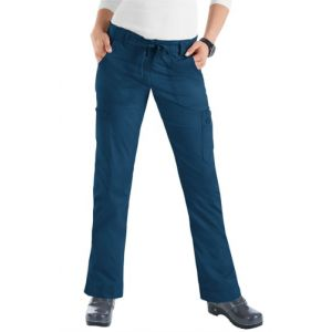 Pantaloni Medicali Stretch Lindsey Deep Sea
