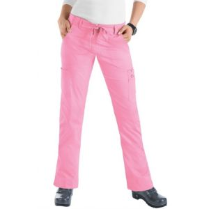 Pantaloni Medicali Stretch Koi Happiness Lindsey More Pink