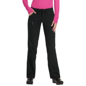 Pantaloni Medicali Stretch Peace Black