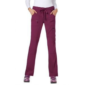Pantaloni Medicali Stretch Peace Wine