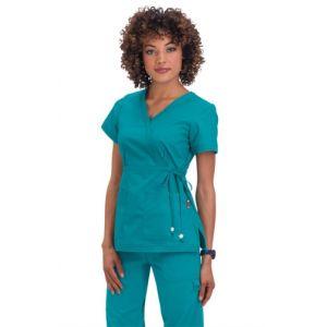 Halat Medical Koi Happiness Katelyn Turquoise