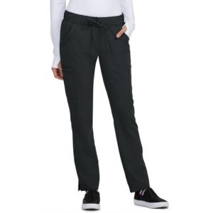 Pantaloni Medicali Koi Happiness Buttercup Black
