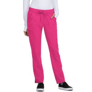 Pantaloni Medicali Koi Happiness Buttercup Flamingo