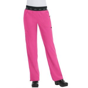 Pantaloni Medicali Koi Happiness Spirit Flamingo