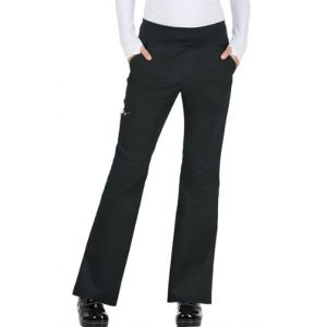 Pantaloni Medicali Koi Happiness Stretch Liza Black