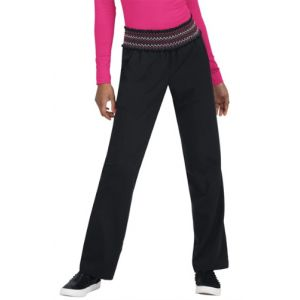 Pantaloni Medicali Stretch Poppy Black