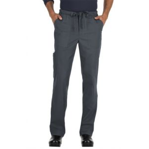 Pantaloni Medicali Stretch Ryan Charcoal