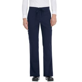 Pantaloni Medicali Stretch Luke Navy