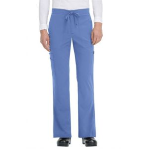Pantaloni Medicali Stretch Luke True Ceil