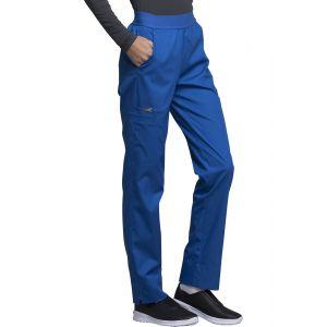 Pantaloni medicali cu talie medie Luxe Royal