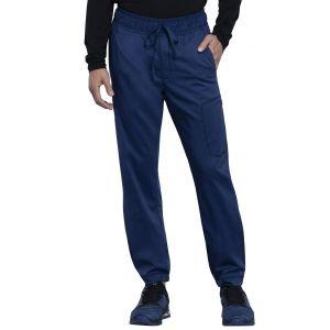 Pantaloni medicali barbatesti Joger Navy