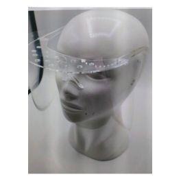 Masca de protectie față - viziera cristal