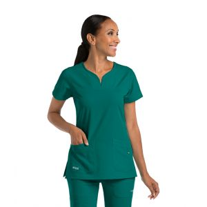 Halat Medical Grey's Anatomy Hunter Green