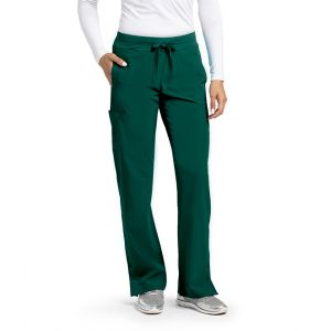 Pantaloni Medicali Barco One Hunter Green