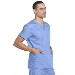 Costum medical unisex Cherokee Workwear Ciel