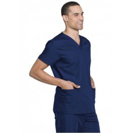 Costum medical unisex Cherokee Workwear Navy