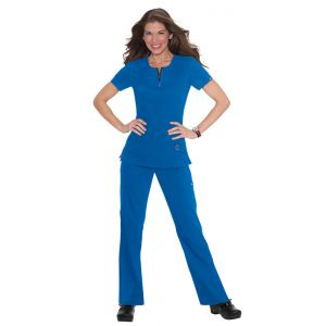 Pantaloni Medicali Stretch Koi Happiness Peace RoxBlu