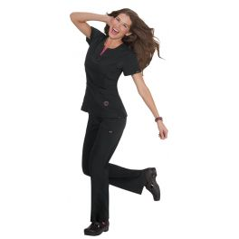 Halat Medical Stretch Serenity Black