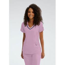 Halat Medical Grey's Anatomy Rose Chiffon