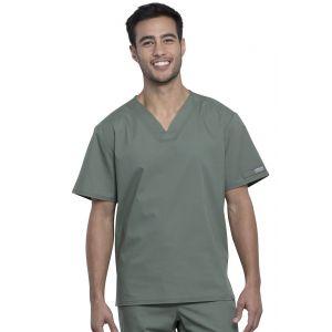 Halat medical unisex professionals V-Neck Olive