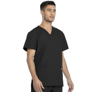 Costum medical Unisex Dickies Black