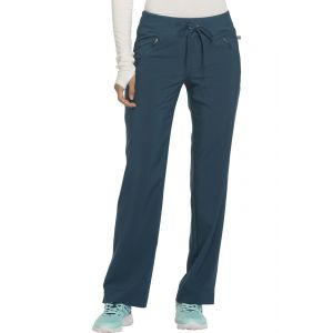 Pantaloni Antimicrobieni Conici Caribbean Blue