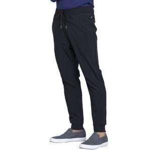 Pantaloni Medicali Barbatesti Jogger Black