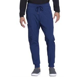 Pantaloni Medicali Barbatesti Jogger Navy