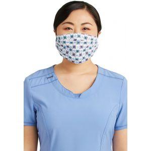 Masca de protectie reversibila Let It Sno / Petite Geo